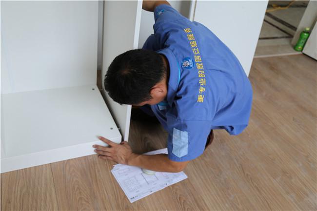 左右手告诉您家具安装完之后需要注意的事