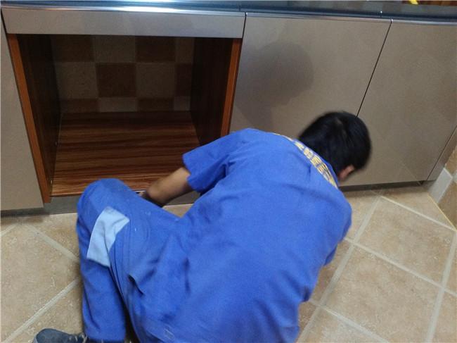 左右手丨橱柜安装完之后,关于清洁的那些事……