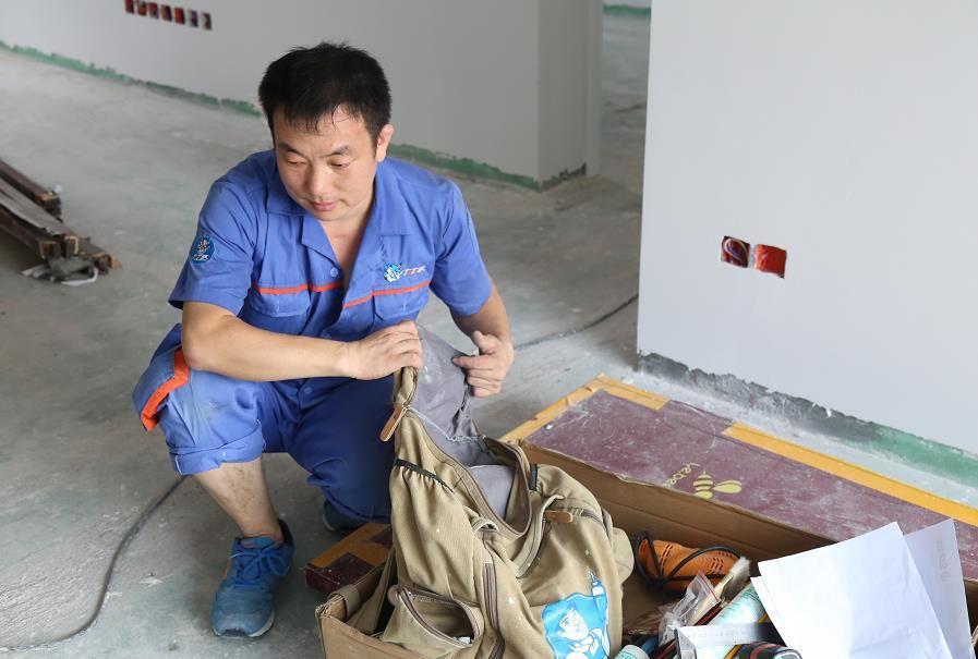 深圳市合成汇一城家具安装案例
