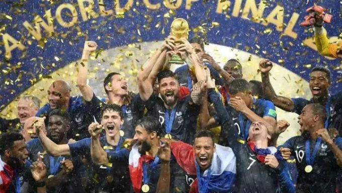 2018世界杯落幕了,又可以期待中国队入围下一届世界杯了!