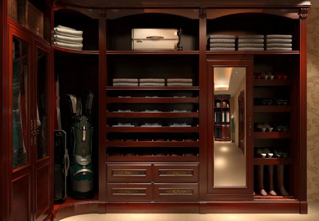 实木衣柜保养和使用注意事项