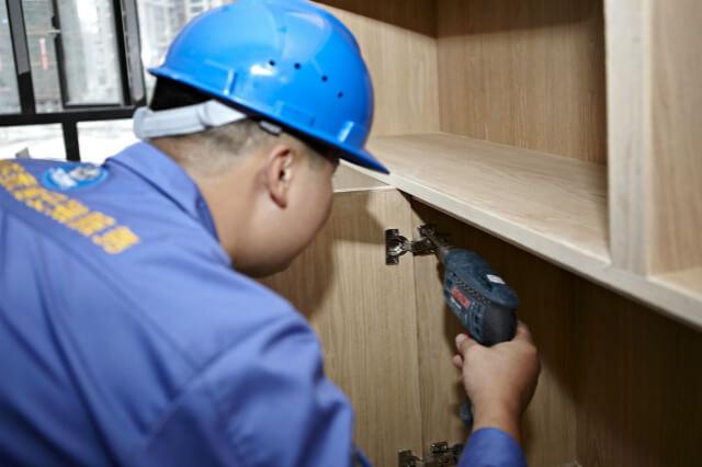 年末家装旺季,安装师傅该如何用有限的时间去完成更多的订单?