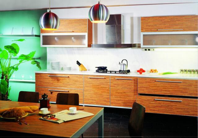 橱柜保养小技巧!厨房的橱柜清洁应该怎么做?
