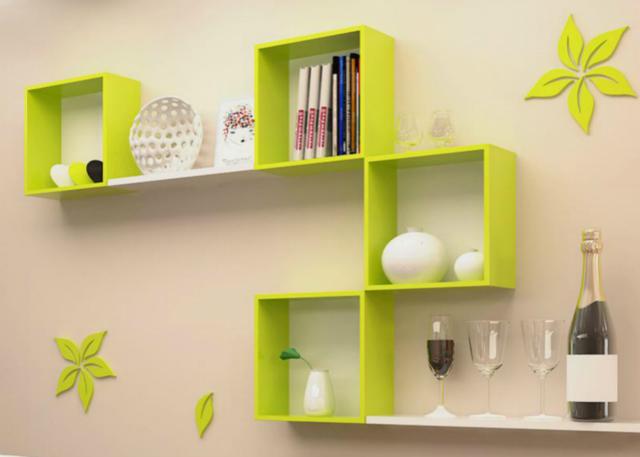 书架安装!墙壁简易书架怎么安装?