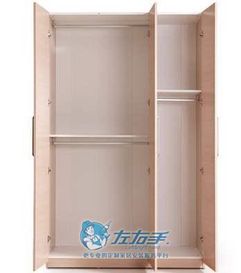 实木衣柜安装相关流程