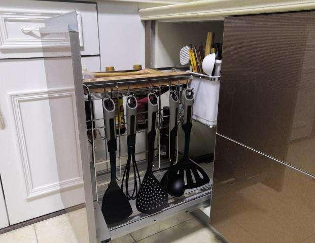 橱柜高深拉篮安装方法,学的人都是安装小能手