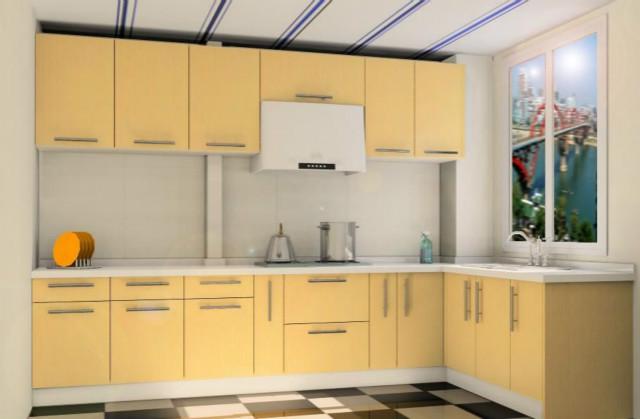 厨房组合橱柜拉篮安装方法,你想要的这里都有