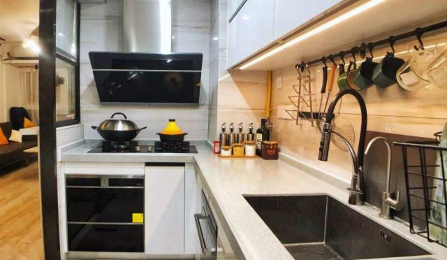 厨房橱柜台下盆的安装分哪几个步骤进行?安装经验攻略总结有哪些