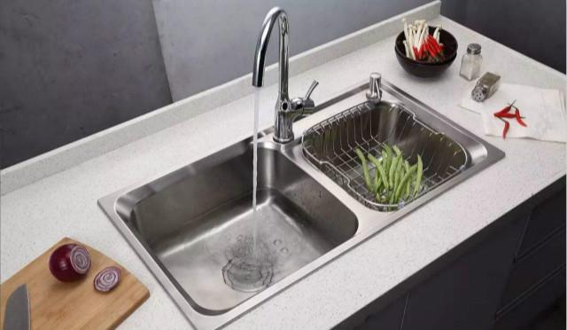 安装橱柜台中盆要做哪些事情,安装过程中有什么要注意的点