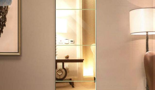 衣柜镜子如何正确安装,安装流程有什么注意事项