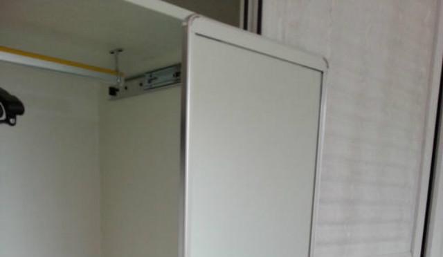 衣柜旋转镜子安装方法有哪些步骤,需要做什么流程