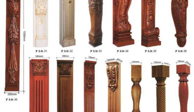 衣柜罗马柱线条安装步骤,衣柜罗马柱线条安装流程