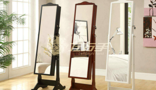 平开门衣柜穿衣镜怎么安装才是正确的