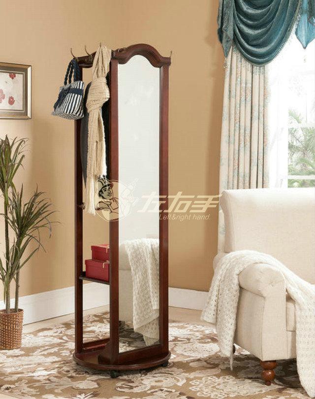 平开门衣柜镜子正确安装步骤
