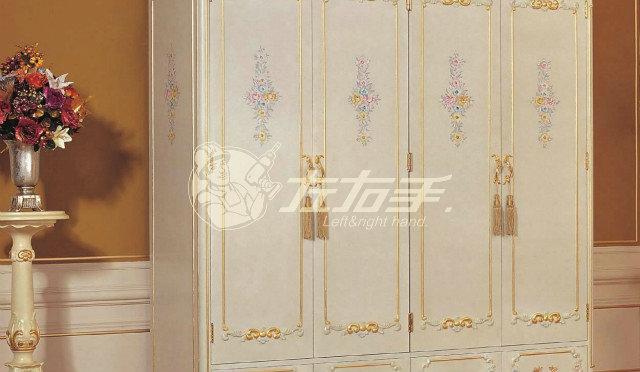 衣柜四个平开门怎么安装方法流程