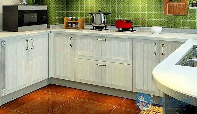 瓷砖橱柜制作与安装方法教程