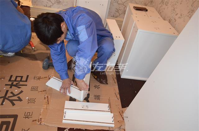 干货!定制衣柜安装注意这些细节,能够快速提升安装效率